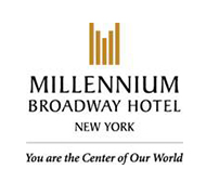 logo of Millennium Broadway Hotel